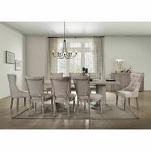 ACME Gabrian Dining Table - 60170 - Reclaimed Gray