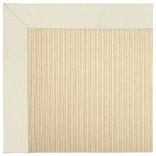 Creative Concepts-Beach Sisal Canvas Ivory Machine Tufted Rugs