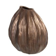 View Product - Bronze Gourd Vase, Small