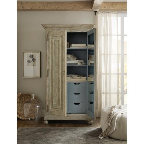 Hooker Furniture - Alfresco Rocco Wardrobe