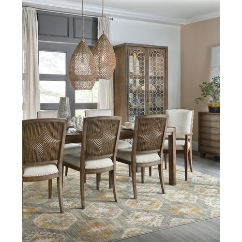 Hooker Furniture - Sundance Carved Back Side Chair-2 per ctn/price ea