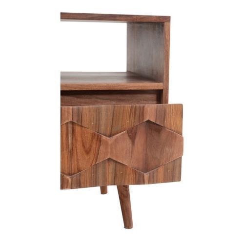 Moe's Home Collection - O2 Nightstand Brown