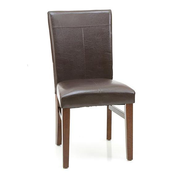 Kona Parsons Side Chair  Raisin