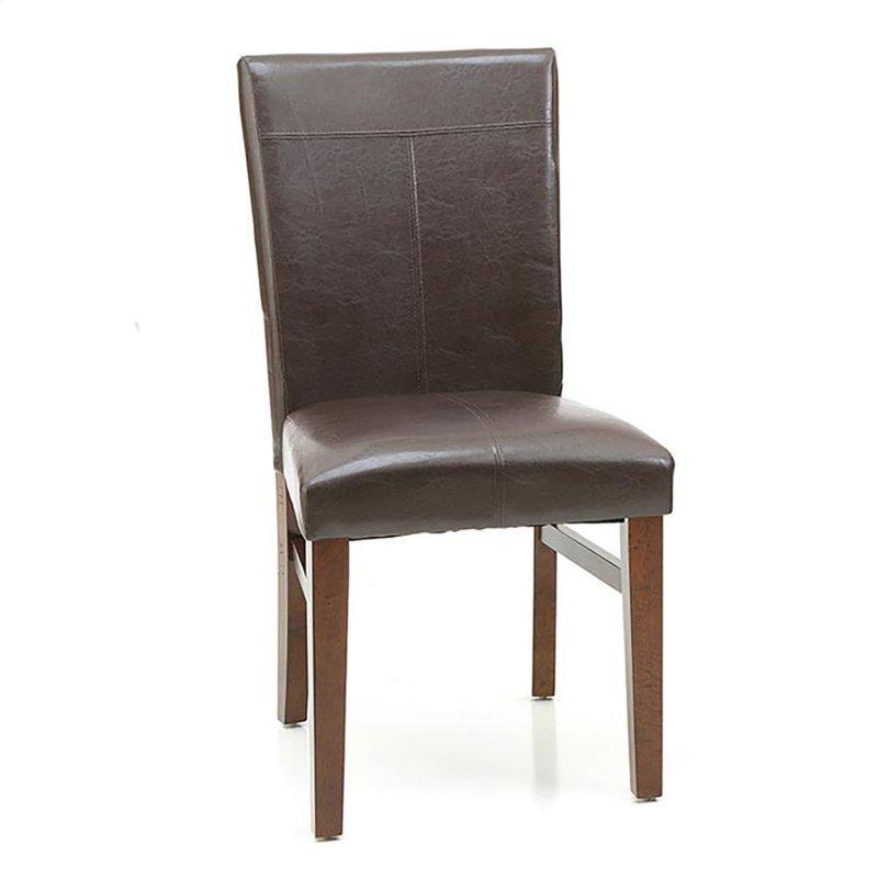 Kona Parson's Chair  Raisin
