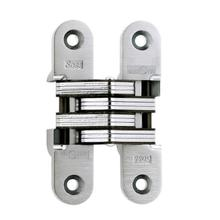 View Product - Model 216FR Fire Rated Invisible Hinge Satin Chrome