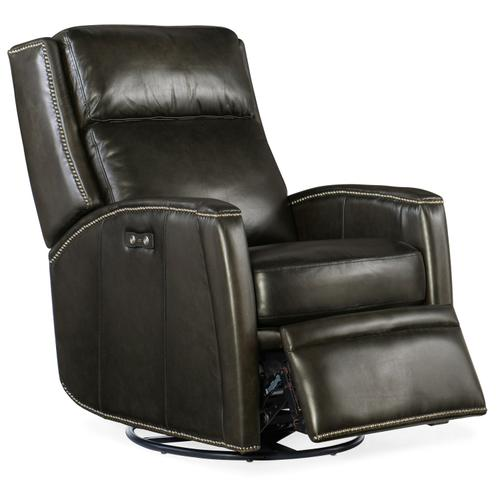 Hooker Furniture - Declan PWR Swivel Glider Recliner