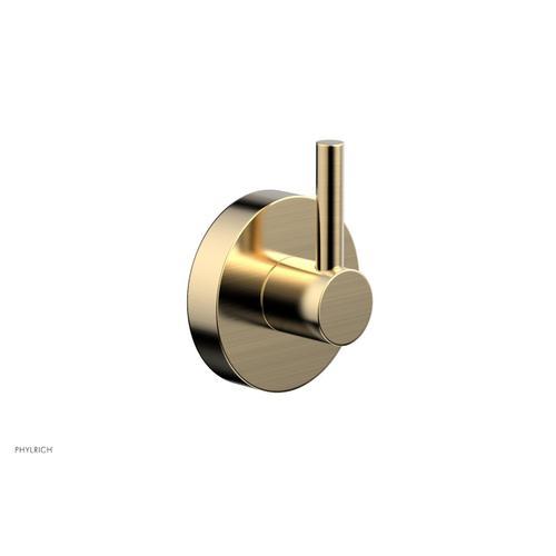 BASIC  BASIC II Robe Hook DB10 - Satin Brass