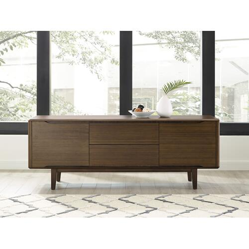 Currant Sideboard, Black Walnut