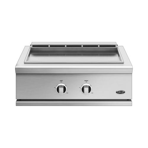 "30"", Series 9, Griddle, Lp Gas"