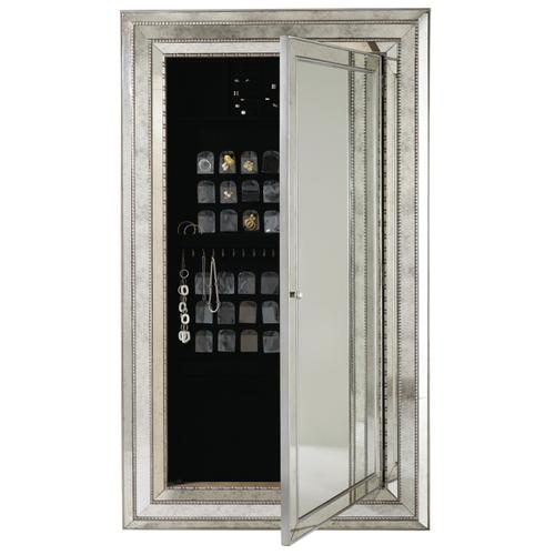 Hooker Furniture - Melange Glamour Floor Mirror w/Jewelry Armoire Storage