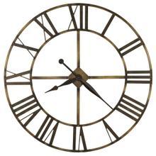 Howard Miller Wingate Oversized Iron Wall Clock 625566