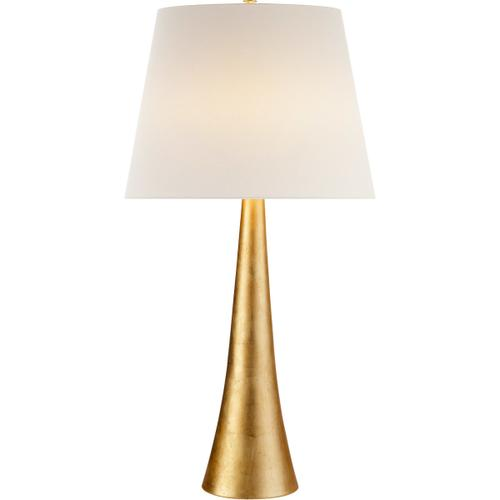 AERIN Dover 35 inch 150 watt Gild Table Lamp Portable Light