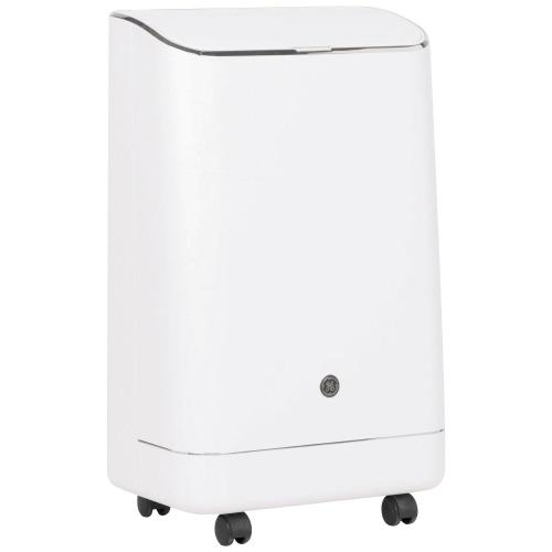 GE® Portable Air Conditioner with Dehumidifier for Medium Rooms up to 450 sq. ft., 12,000 BTU (8,200 BTU SACC)