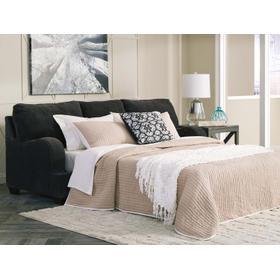 See Details - Charenton Queen Sofa Sleeper Charcoal