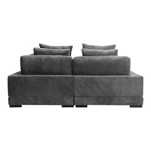 Moe's Home Collection - Tumble Nook Modular Sectional Charcoal