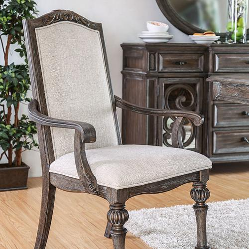 Arcadia Arm Chair (2/Box)