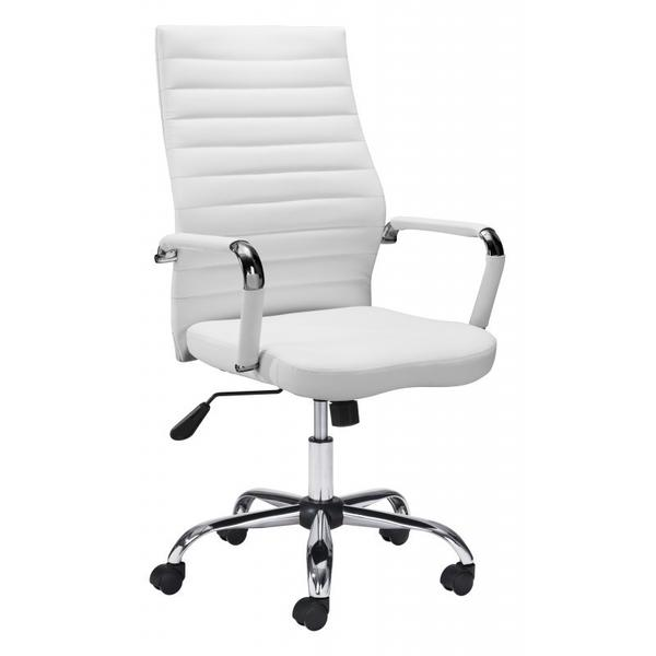 See Details - Primero Office Chair White