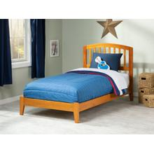 View Product - Richmond Twin Bed in Caramel Latte