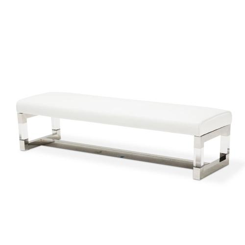 Non Storage Bed Bench Stainless Steel
