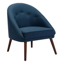 Carter Occasional Chair Blue