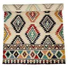 Product Image - 5' x 8' Wool Tufted Rug, Multi Color