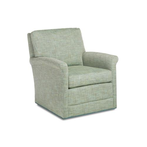 Jessica Charles - 531-S JACOBY SWIVEL CHAIR