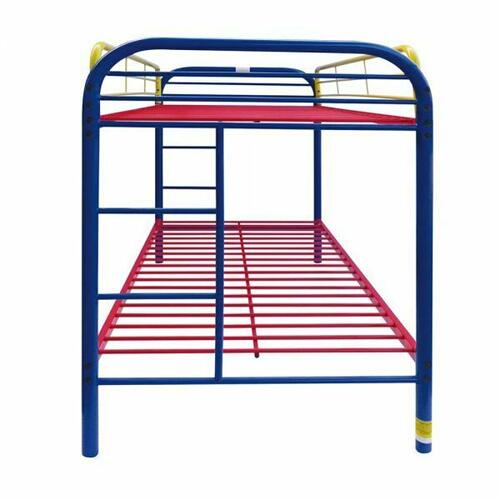 ACME Thomas Twin/Twin Bunk Bed - 02188RNB - Rainbow