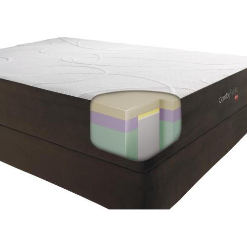 Comforpedic - ComforPedic - Advanced Collection - Blue Sky - Firm - Queen