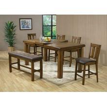 ACME Morrison Counter Height Table - 00845 - Oak