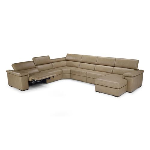 Natuzzi Editions B817 Sectional