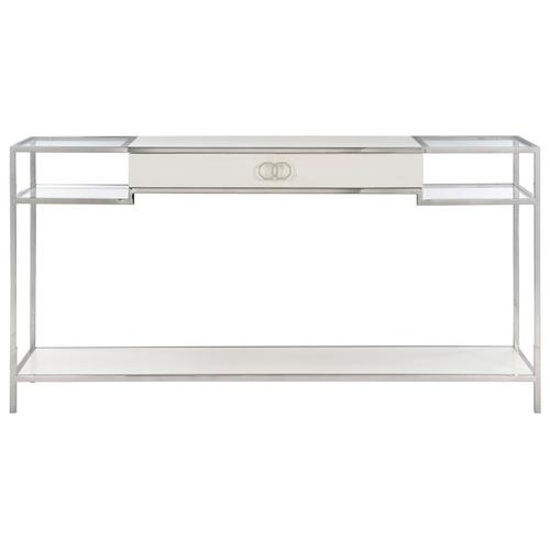 Bernhardt - Silhouette Console Table in Eggshell (307)