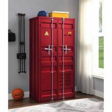 ACME Cargo Wardrobe (Double Door) - 37919 - Red