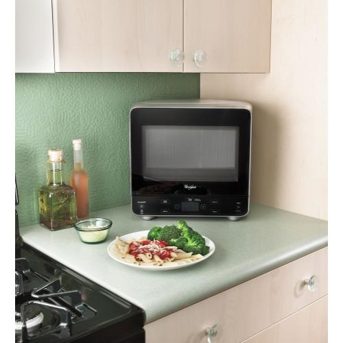 Whirlpool - 0.5 cu. ft. Countertop Microwave with Add 30 Seconds Option