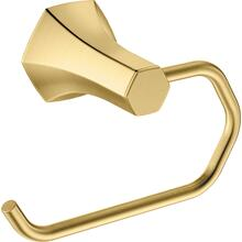 Brushed Gold Optic Toilet Paper Holder