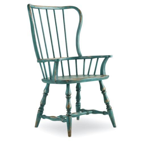 Hooker Furniture - Sanctuary Spindle Arm Chair - 2 per carton/price ea