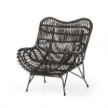 Wicker Occasional Chair