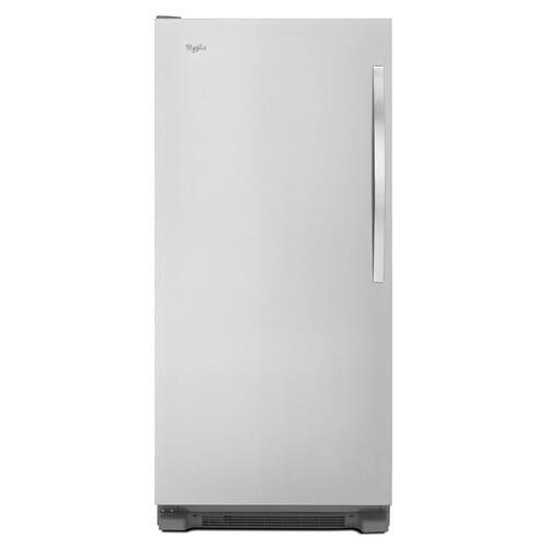 Whirlpool - 18 cu. ft. SideKicks® All-Freezer with Fast Freeze