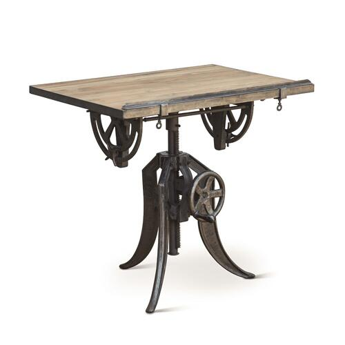 "Old Mill 35"" Adjustable Office Desk"