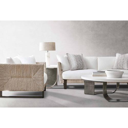 Bernhardt Interiors - Catalina Round Cocktail Table