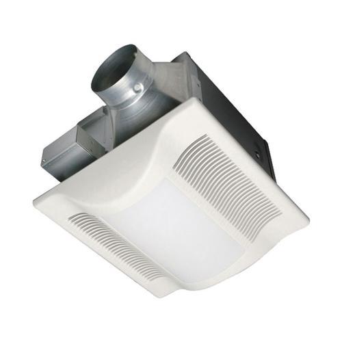 Panasonic - WhisperGreen-Lite™ 80 CFM Ventilation Fan with DC Motor