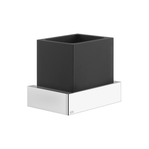 Gessi - Wall-mounted holder - black Neolyte