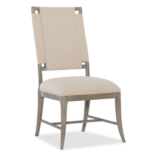 Dining Room Affinity Upholstered Side Chair - 2 per carton/price ea