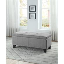 See Details - Lift Top Storage Bench