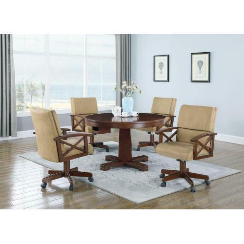 Coaster - Marietta Casual Tobacco Game Chair