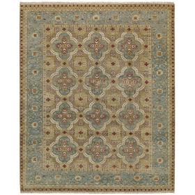 Yazzie Spa Blue Hand Knotted Rugs