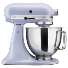 Artisan® Series 5 Quart Tilt-Head Stand Mixer Lavender Cream
