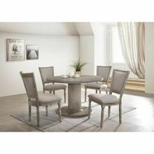 ACME Gabrian Dining Table - 71725 - Reclaimed Gray