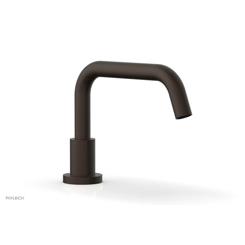 BASIC Deck Tub Spout D5132 - Antique Bronze
