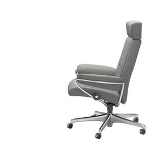 See Details - Stressless® Paris Home Office Adjustable Headrest