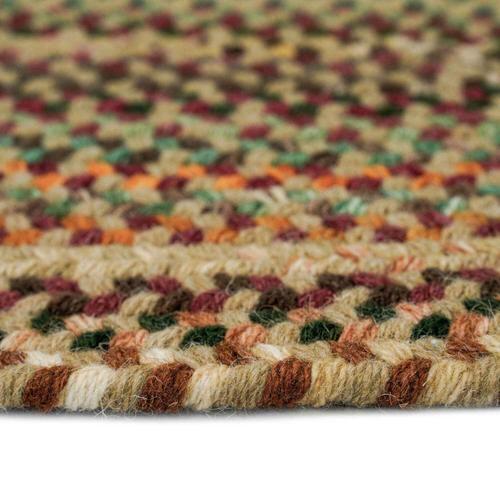 Capel Rugs - Bear Creek Wheat - Oval - 7' x 9'